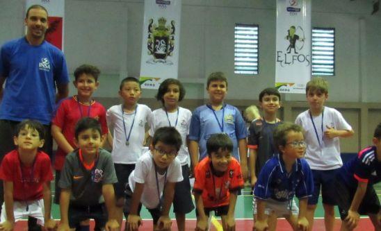 Encerramento Futsal