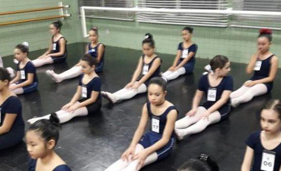 Avaliação Ballet